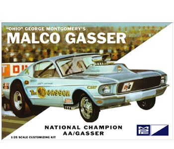 Malco Gasser Drag Car 1/25 Scale