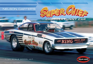 "Charger Funny Car ""Super Chief"" 1/25 Scale"