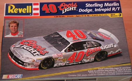 Dodge Intrepid R/T Stock Car