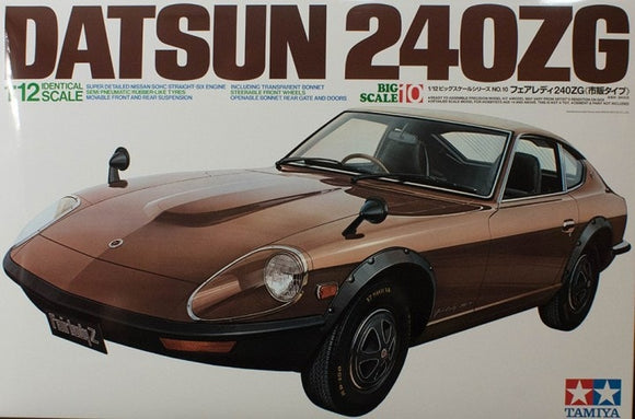 Datsun 240ZG Sports Car 1/12 Scale