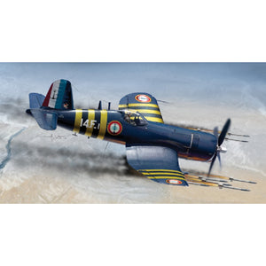 Vought F4U-7 Corsair 1/72 Aircraft Model Kit