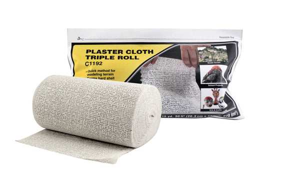 Plaster Cloth Triple Roll
