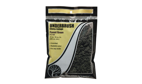 Underbrush Forest Green