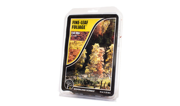Fine Leaf Foliage Fall Mix