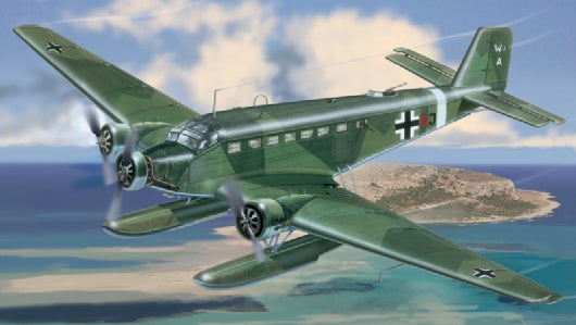 "Junkers JU52/3m ""See"" 1/72 Aircraft Model Kit"