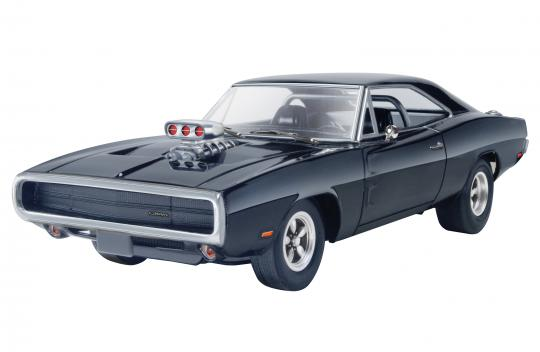 1970 Dodge Charger 'Fast and Furious' Plastic Model Car Kit Revell 85-4319