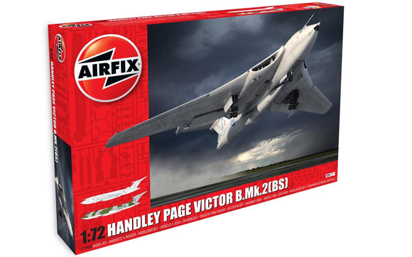 Handley Page Victor B Mark 2 1/72 Scale Plastic Model Kit