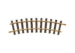 LGB Track Curved 30 rad  Model Railroad   G Scale  LBG 11000