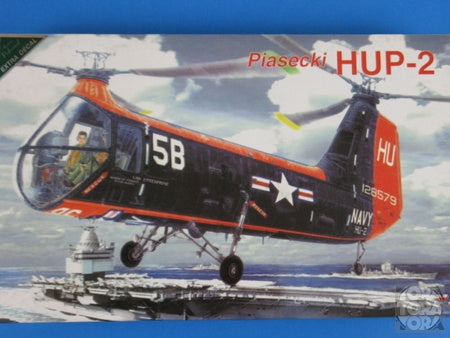 Piasecki HUP-2 Helicopter  1/72 Scale Plastic Model Kit Siga 72M07