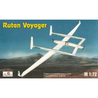 Rutan Voyager 1/72 Scale Plastic Model Kit A-Model 7229