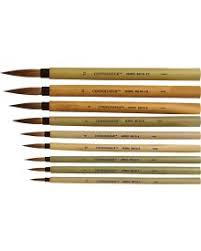 Bamboo Brush M100- 6