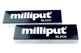 Milliput - Black
