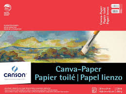 Canson Canva- Paper  12 x 16