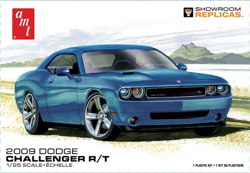 2009 Dodge Challenger R/T  1/25 Plastic Model Car Kit AMT1117