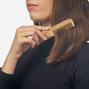 Bamboo Travel Comb
