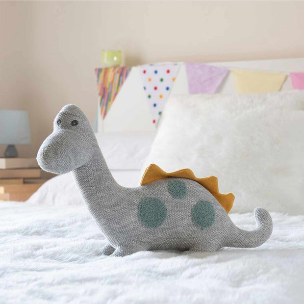 Large Organic Cotton Diplodocus Toy