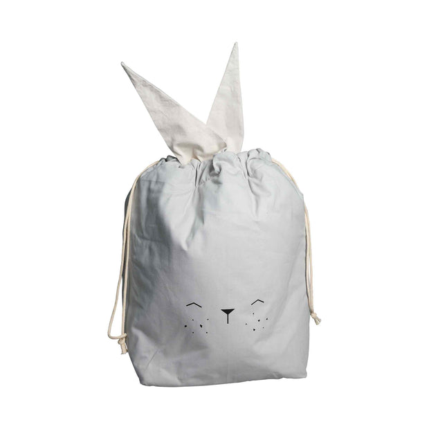 Bunny Storage Bag in Icy Grey (S/L)