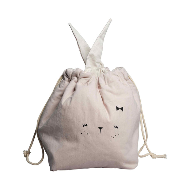 Bunny Storage Bag in Mauve (S/L)