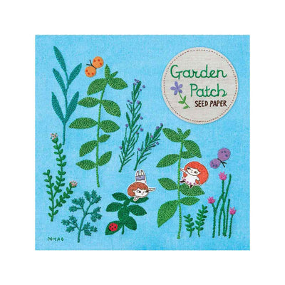Garden Patch Seed Paper