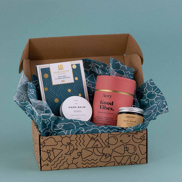 Keep + Kind Branded Gift Box