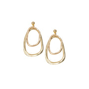 Gold Willa Earrings