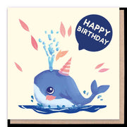 Happy Birthday Whale