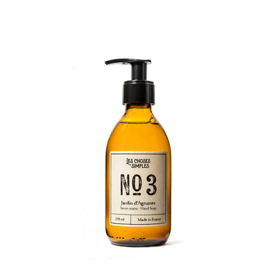 Hand Wash No.3 Jardin d'Agrumes (Grapefruit & Lemon)