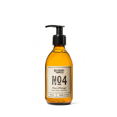 Hand Wash No. 4: Fleurs d'Oranger (Orange Blossoms)