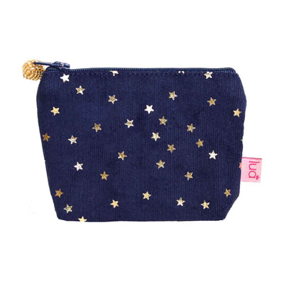 Mini Purse Navy Stars