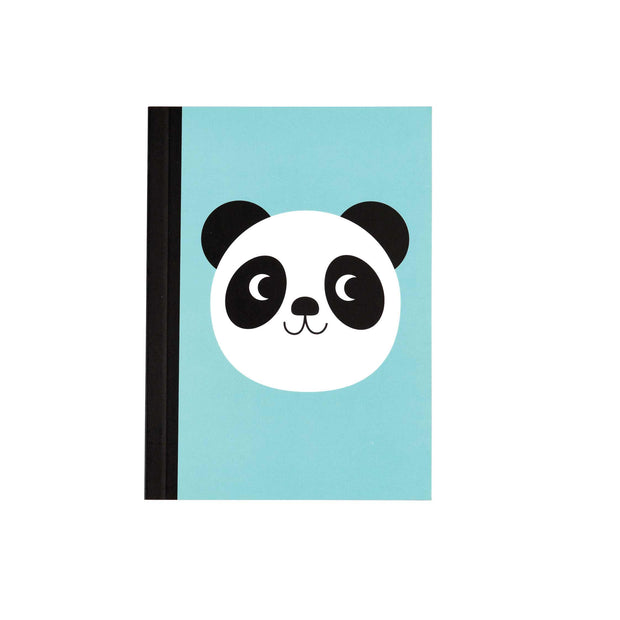 Miko the Panda Notebook A6