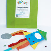 Space Rocket Children's Craft Kit