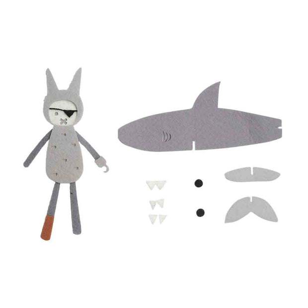Mini Maker Pirate Friend Kit