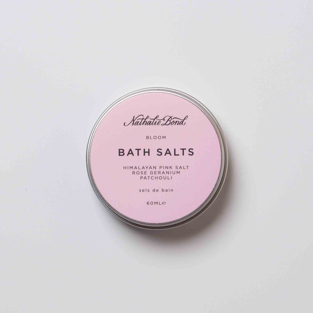 Bloom Bath Salts 60ml