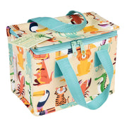 Reusable Insulated Lunch Bag - Colourful Creatures