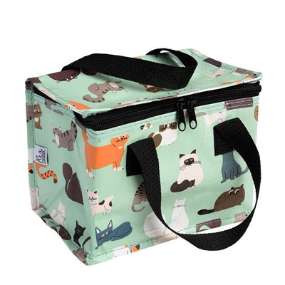 Reusable Insulated Lunch Bag - Nine Lives
