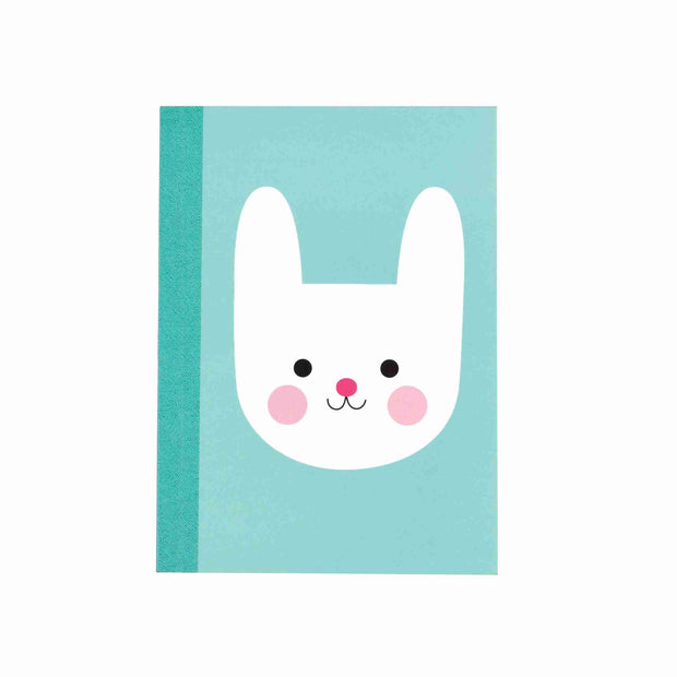 Bonnie the Bunny Notebook A6