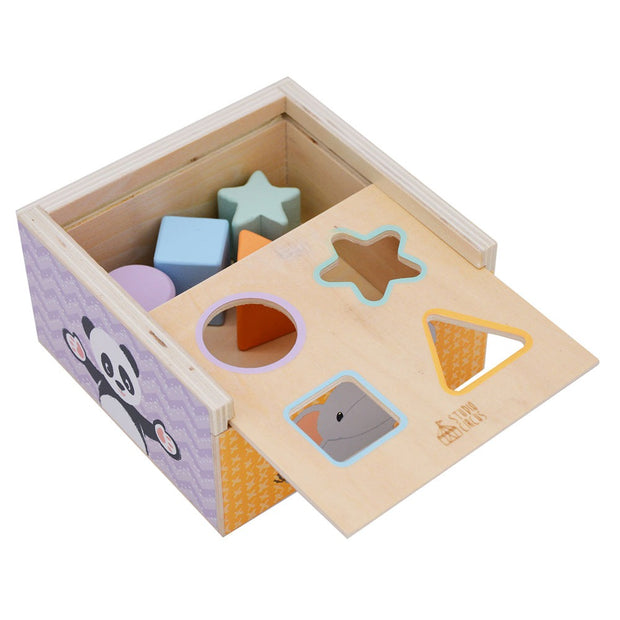 Shape Sorter Box