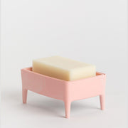 Foekje Fleur Bubble Buddy Soap Dish in Millennial Pink
