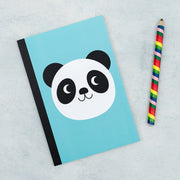 Miko the Panda Notebook A5