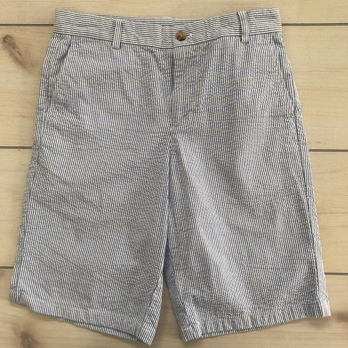Vineyard Vines Seersucker Shorts Size 16