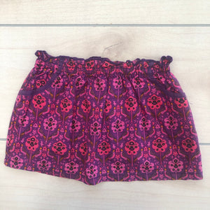 Peek Little Peanut Purple Skirt Size 12-18 months