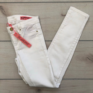 Blank NYC White Spray-On Jeans Size 8 NWT