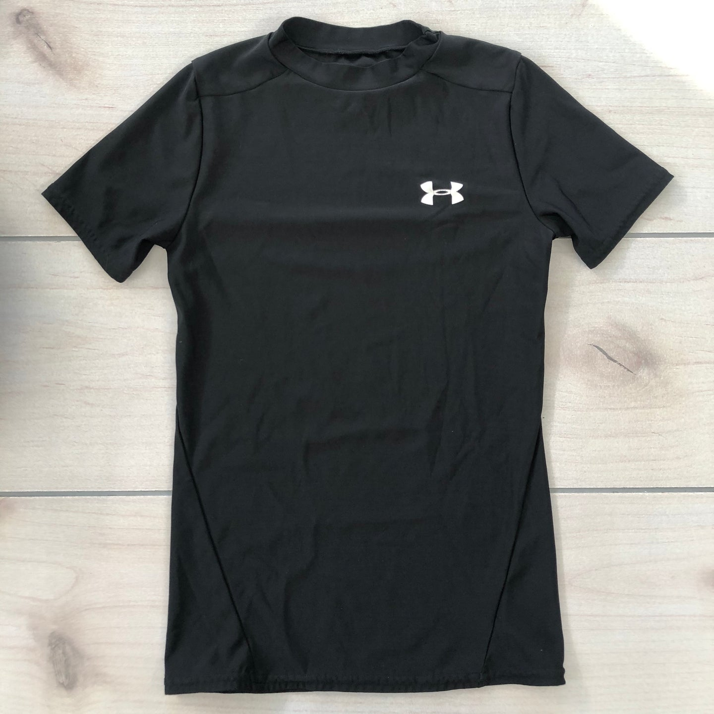 Under Armour Performance Black T-Shirt YMD