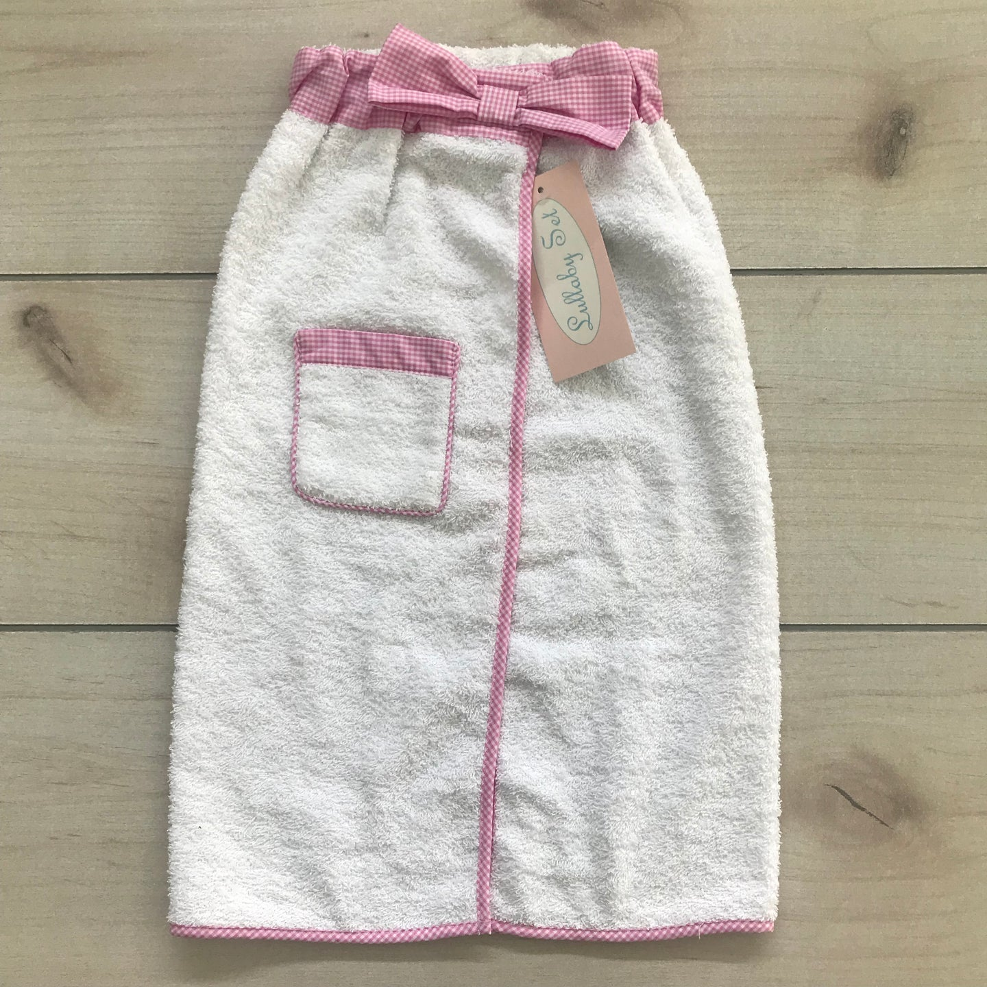 Lullaby Set Tiny Tot Towel Wrap Size O/S