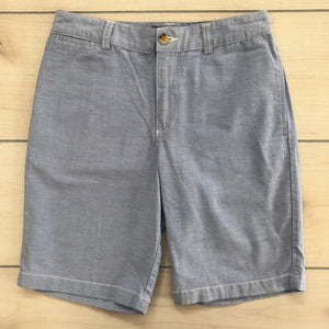 Ralph Lauren Chambray Shorts Size 14