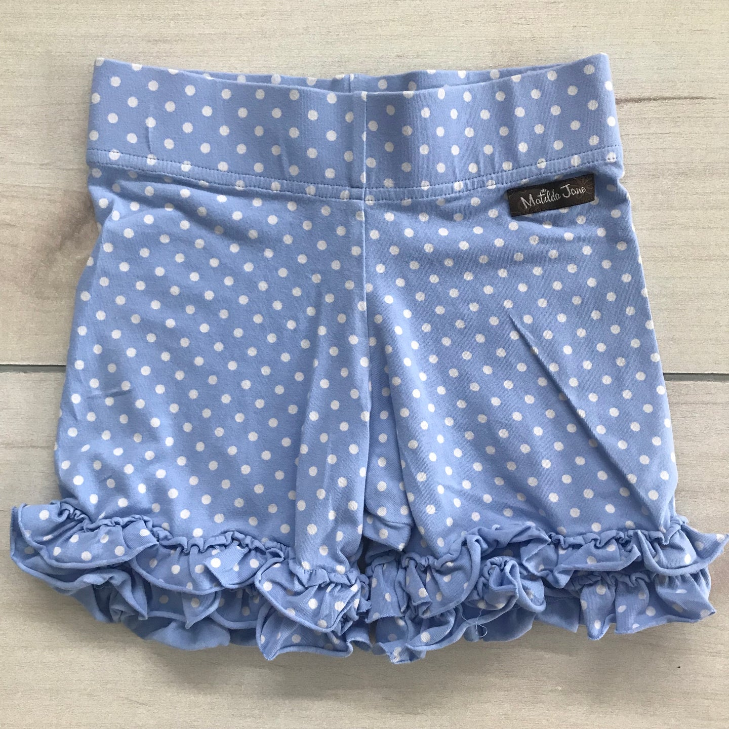 Matilda Jane Shorts with Ruffle Size 10