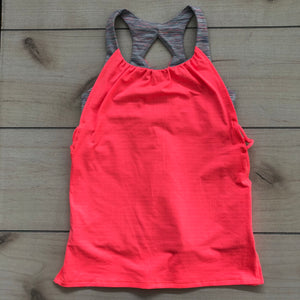Ivivva Twist and Flow Tank Top 10 NWOT