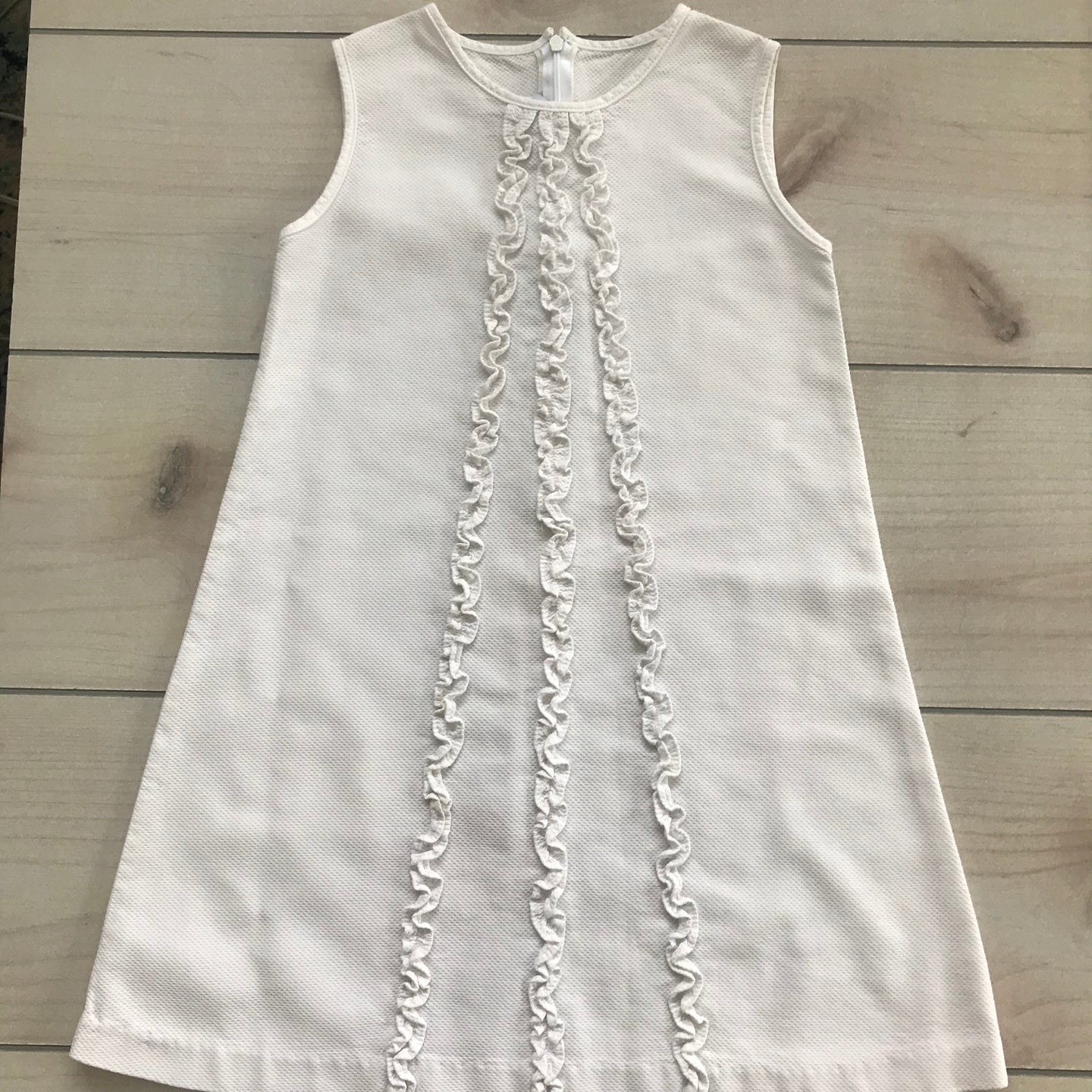 Bella Bliss White Dress Size 7