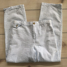 Load image into Gallery viewer, Kitestrings Seersucker Pants Size 10