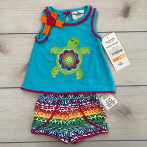 Rare Editions Two Piece Set Size 12 months NWT